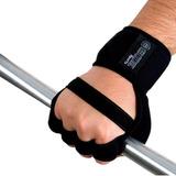 Luva Musculação Munhequeira Academia Hook Sports