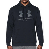 Buzo Under Armour Training Rival Graphic Hombre Ng