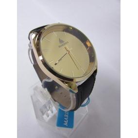 61b6ee3c458 Relogio Marinus Dourado J3374 - Relógios no Mercado Livre Brasil