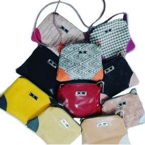 Bolsas Femininas Transversais Atacado Kit Com 20 Unidades
