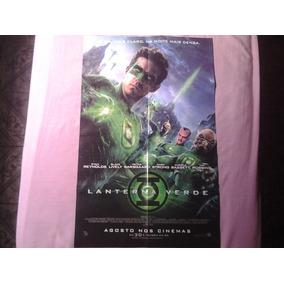 Poster Filme Lanterna Verde Novo Frete Gratis\