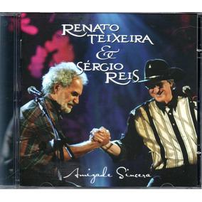 Cd Renato Teixeira E Sérgio Reis - Amizade Sincera