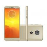 Smartphone Motorola Moto E5 16gb Ouro - Dual Chip 4g