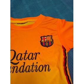 3ae40cb8d7d63 Camiseta Barcelona Niño Rosa - Camisetas en Mercado Libre Argentina