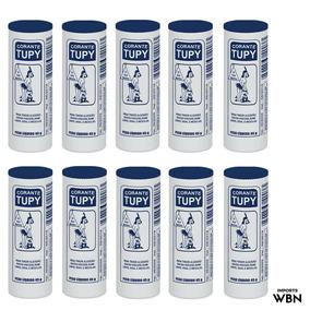 10 Tinta Corante De Roupas Tupy Azul Marinho 45g Promoção