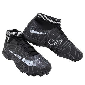 Chuteira Society Nake Mercurial Cravinhos Nike - Chuteiras Preto no ... 2831b4981b0a3