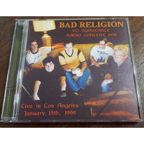 Bad Religion No Substance Radio Concert 1999 Cd Nofx Rancid