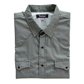 cc5272cdeb Camisas Vaqueras Para Hombre Bordadas - Camisas Manga Larga de ...