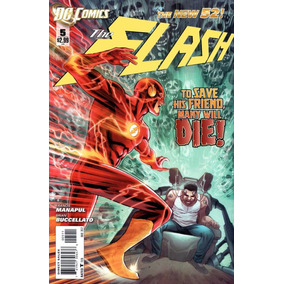 Dc The Flash - The New 52 - Volume 5