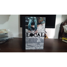 Local Deluxe Hardcover Brian Wood Ryan Kelly Hq Oni Press