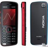 Celular Nokia 5220 Xpressmusic Desbloqueado De Vitrine