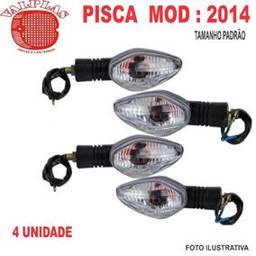 4 Pisca Seta Cb300r 2009 À 2018 Mod Bros 2014 Valplas