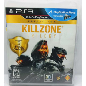 Killzone Trilogy Ps3 Alemão Games