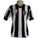 Camisa Retrô Atléticomg 1981 Libertadores Feminina-baby Look 5a6dc914a0531