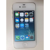 I Phone 4g 16 Gigas Branco