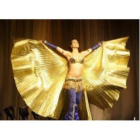 Hermosas Alas De Isis Para Danza Arabe