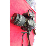 Camara Nikon D5600 Lente 18.55