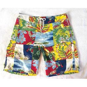 607362f35bffa Traje De Baño Bermudas Polo Ralph Lauren (36) Hombre Malla