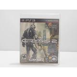Crysis 2 - Ps3 ¡fisico-usado!