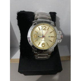 Relógios Oakley C/ Calendário Aço Inoxidável Na Caixa
