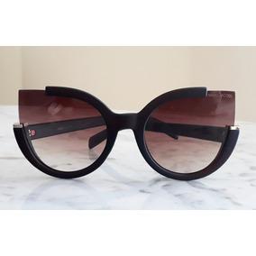 89dea69a5d025 Oculos Marrom Feminino - Óculos De Sol em Pernambuco no Mercado ...