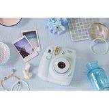 Fujifilm Instax Mini 9 - Cámara Instantánea Ice Blue Cj
