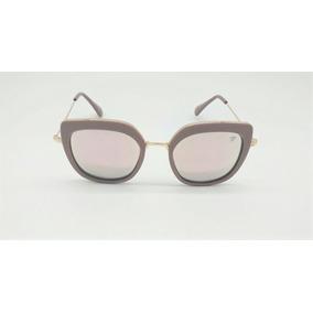 1b26369303e89 Óculos De Sol Vezatto Femini Rosa Espelhado Rosa Ll3022 C3. R  120