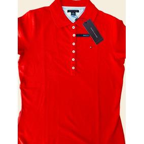 Camisa Pólo Feminina Tommy Hilfiger - Calçados 83e0f2c5974fb