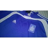 556c41fc23 Camisa Da Seleção Da Grécia 2004 06 Home Euro2004!!!62x75cm