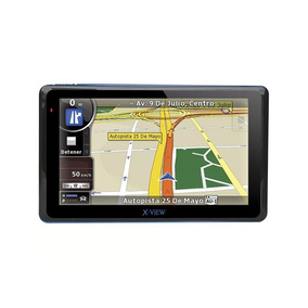 Gps X-view Navigator 7