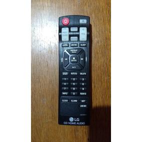 Control Remoto Para Minicomponente Lg