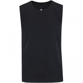 Camiseta Regata Oxer Basic Light - Masculina - Cor Preto