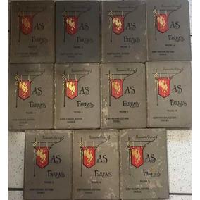Coleção As Farpas Ramalho Ortigão 11 Volumes+últimas Farpas1