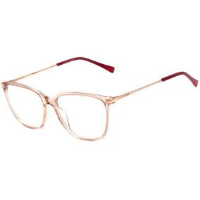 Oculos De Sol Atitude Vermelho Armacoes - Óculos no Mercado Livre Brasil 1890467c86