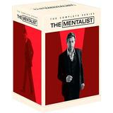 El Mentalista Serie Completa Temporadas 1-7 Dvd