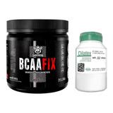 Bcaa Fix Powder 240g - Integral Medica + Dialtex 152caps