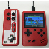 Mini Consola Sup Con 400 Juegos Retro + Mando