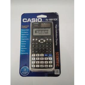 Calculadora Cientifica Casio Fx 991 Ex(fx-991ex) Classwiz