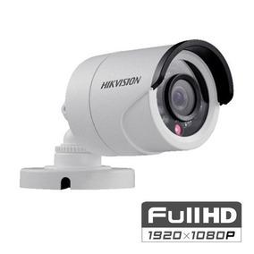 Kit Cftv Hikvision Fullhd (8 Cameras)