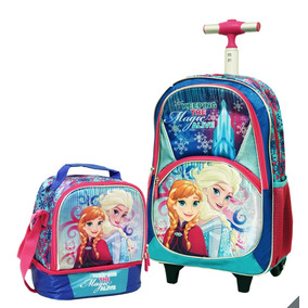 Backpack + Lonchera Frozen Disney Ruz