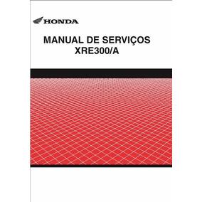 Manual Servico Xre 300 2009 2010
