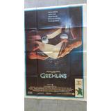 Poster Cine Original Gremlins
