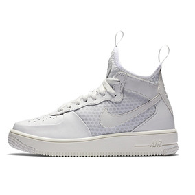new styles fa958 8221a Zapatillas Originales Nike Wmns Air Force 1 Ultraforce Mid