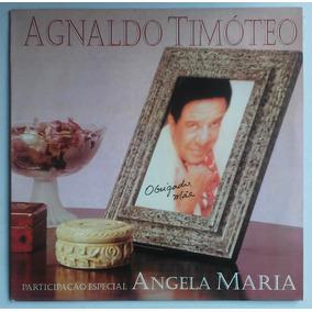 Lp Agnaldo Timóteo Obrigado Mãe Encarte Novo P/colecionador