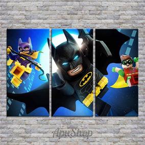 Cuadros Tripticos De Superheroes - Decoración para el Hogar en ... d9466c2dce9