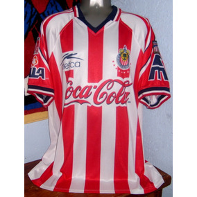 Chivas Atletica Local 1997 Ramon Ramirez Joya De Epoca c0627a8ae8987