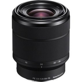 Lente Sony Sel Fe 28-70mm F/3.5-5.6 Oss (a7 Ii, A7iii)
