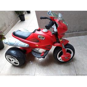 a792713c25a Moto Elétrica Bandeirante Verde Super Moto Gt2 - Mini Veículos e ...