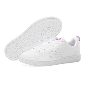 Tenis adidas Vs Advantage Cl Blancos Pr-8079922