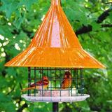 Alimentador De Aves Naranja Oriole Gc Arundale Skycafe